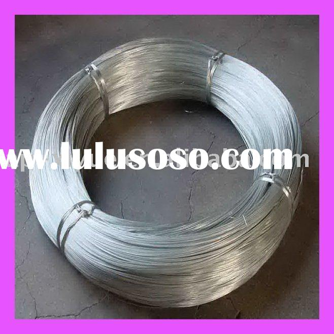 g i Wire/Galvd Iron Wire(zinc coated Binding wire)BWG 20