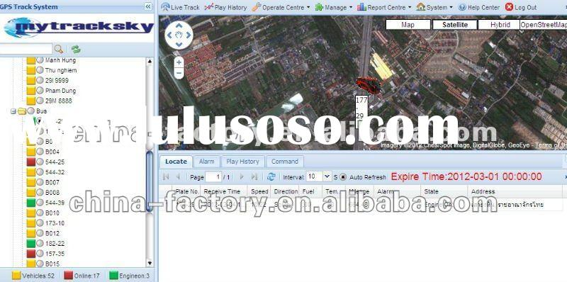 gps Tracking software, gps tracking hardware, gps gsm software