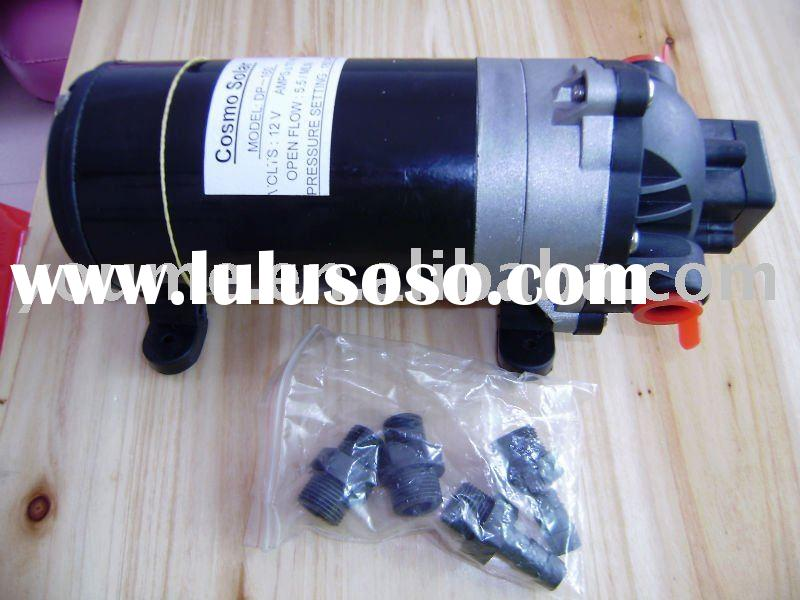 high pressure water pump for cleaning