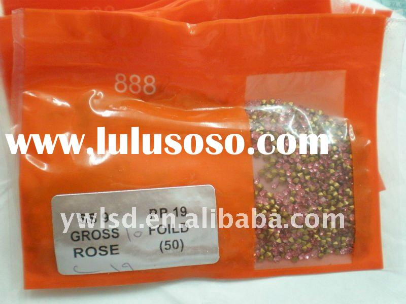 high quality Asfour 888 color stones and crystal beads