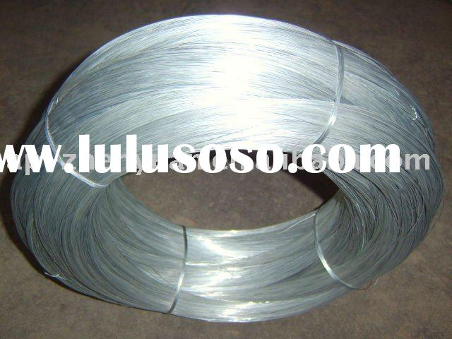 high quality Hot-dip galvanized Steel Wire