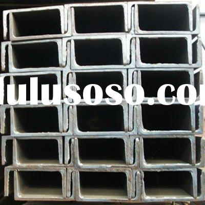 hot-dipped galvanized steel channel beam, galvanized steel channel U beam