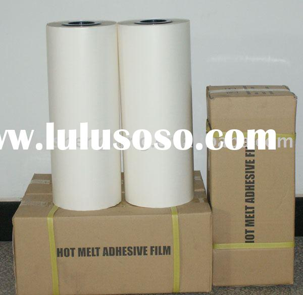 hot melt adhesive embroidery film