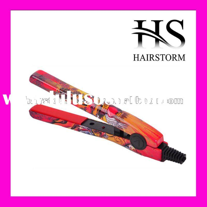 hottest dragon travel mini hair straightener iron