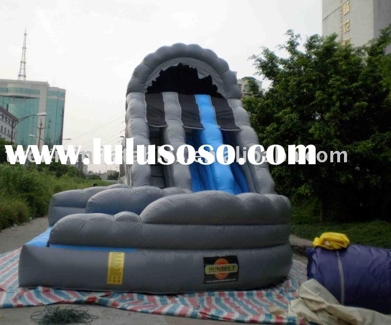 inflatable water slide , water slide , inflatable slide, fast delivery ,quality assurance