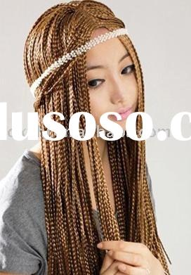lace wigs/Avatar/women's long hair wig/fashion wig/lace wig