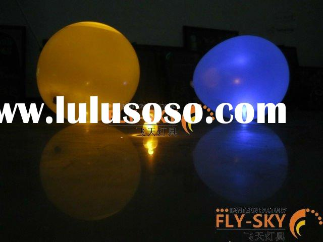 light up balloon for wedding decoration 2011 hot products