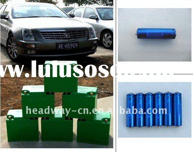 lithium ion lifepo4 battery 320v80Ah for electric cars
