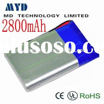 lithium ion polymer battery