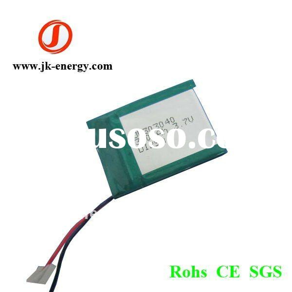 lithium ion polymer battery 303040 3.7v 300mAh