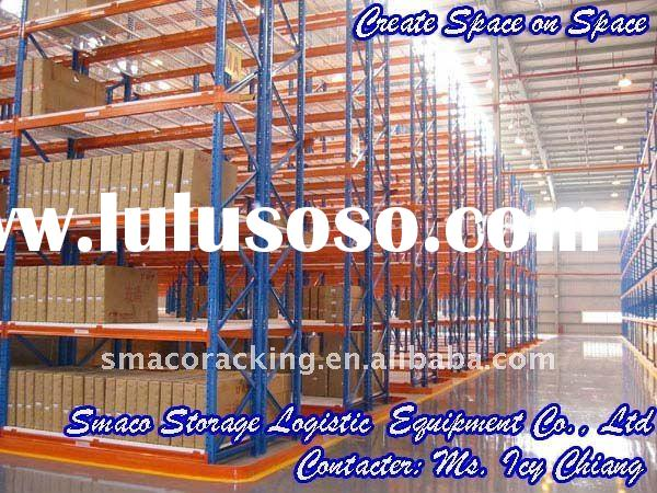 logistic service racking and shelving