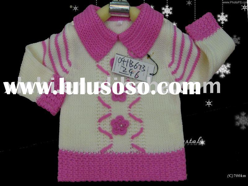 lovely infant clothing,child wear,children clothing,kids garment for girl's pullover