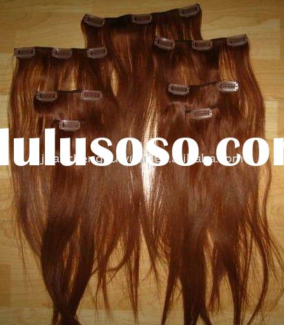 micro clips on hair weft,natural wave clips on hair extension,blonde clip wig tip