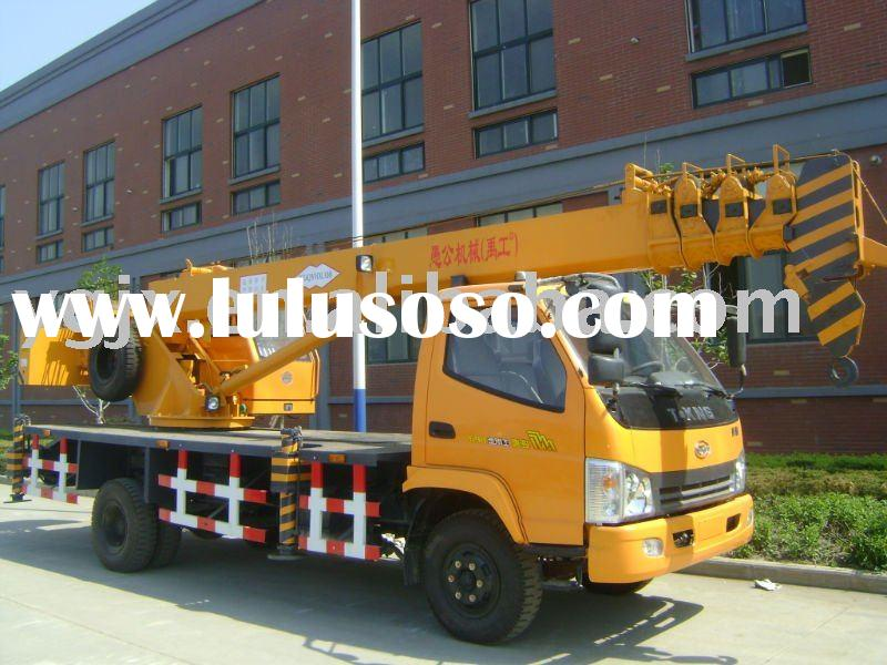 mobile crane 10 ton, hydraulic crane truck with price, well machine, mounted truck crane
