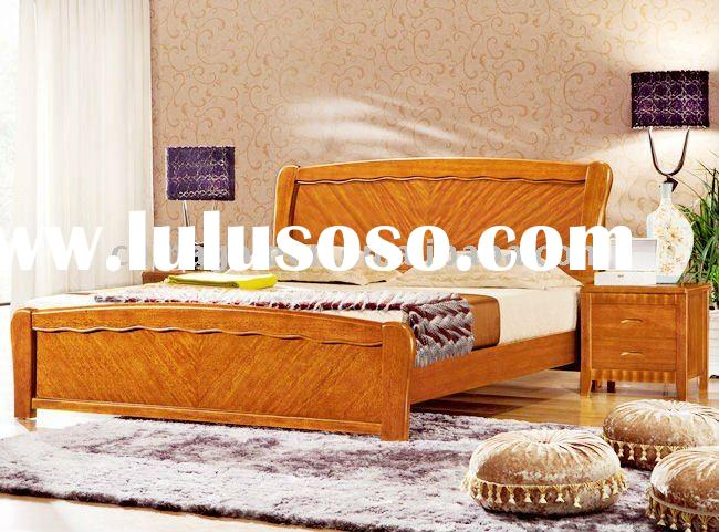 modern wooden bedroom furniture set 2011