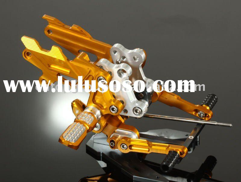 motorbike high performance cnc alloy parts