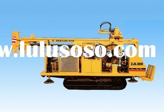 multifunctional well digging machine