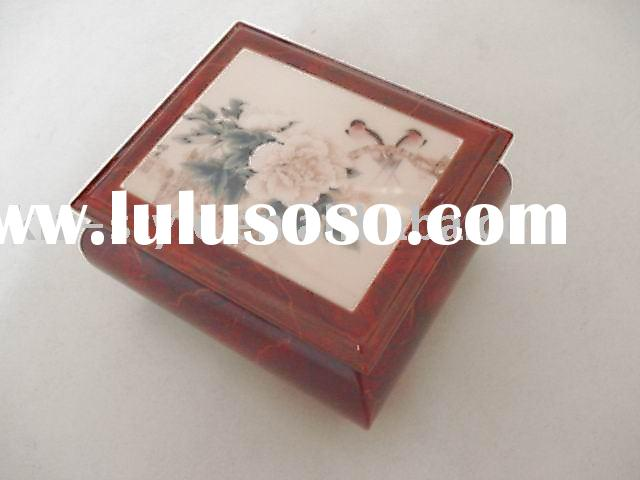 music box, jewelry box