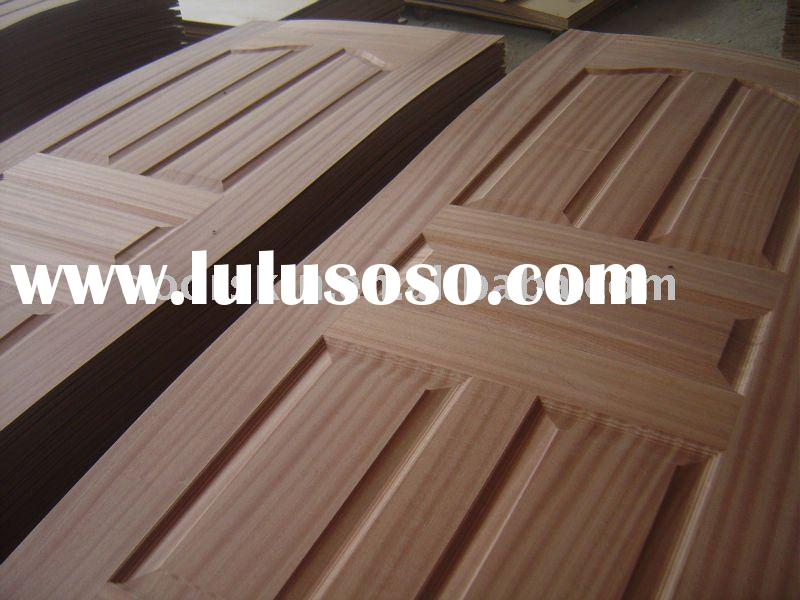 Moulded door skin moulded door skin manufacturers in for Mahogany door skin