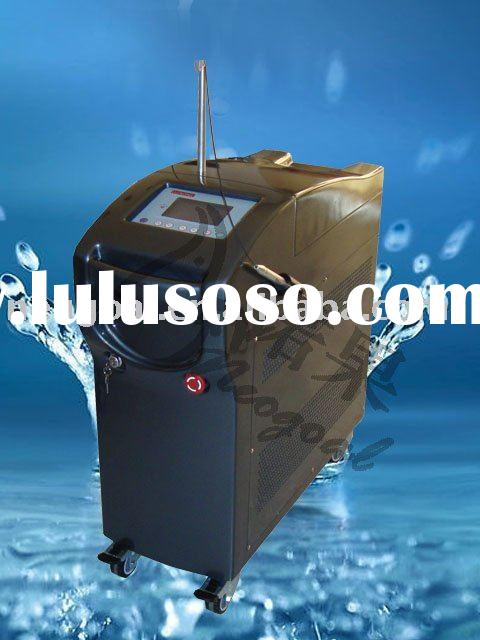 nd yag laser weight loss body and face shaping machine