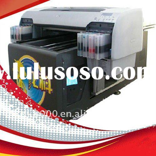 new model A2-LK4880 multifunction business card printing machine