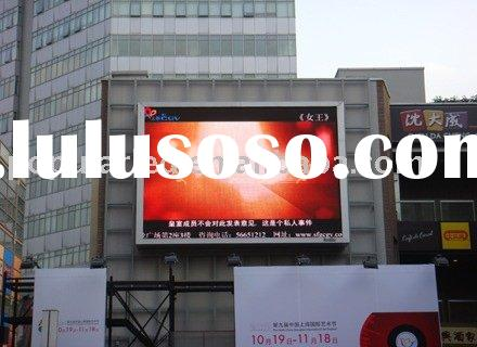 outdoor full color led display/video display screen