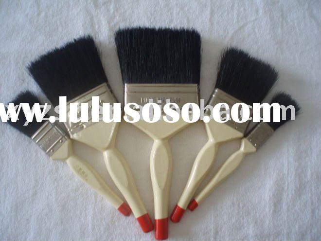 paint brush,100% pure natural bristle,painting tools
