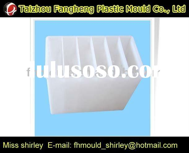 plastic battery case mould plastic battery container injection mould