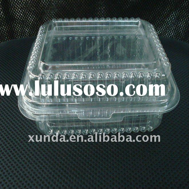 plastic food container/ fast food box/disposable lunch box