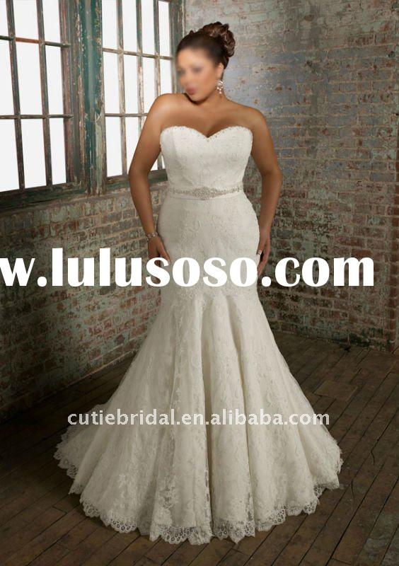 plus size wedding dress , big size wedding gown 1976