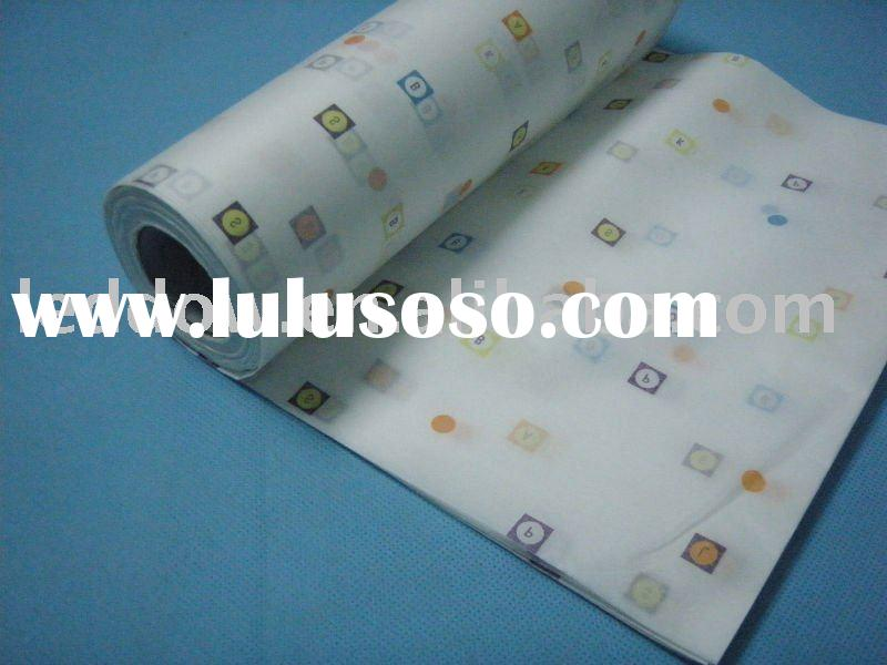 printing exam table paper, exam table rolls