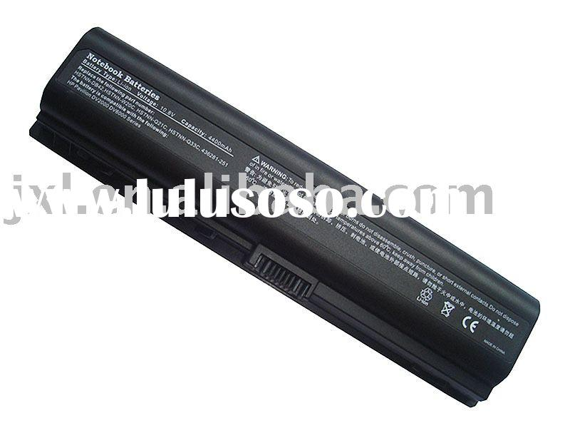 replacement laptop battery for HP laptop battery HP Pavilion DV2000 DV6000 Presario V3000 V6000 batt