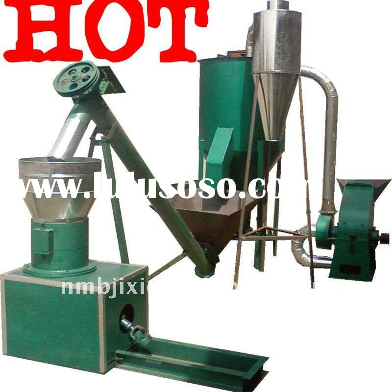 rice hull pellet making mill machine for industrial and commercial farming