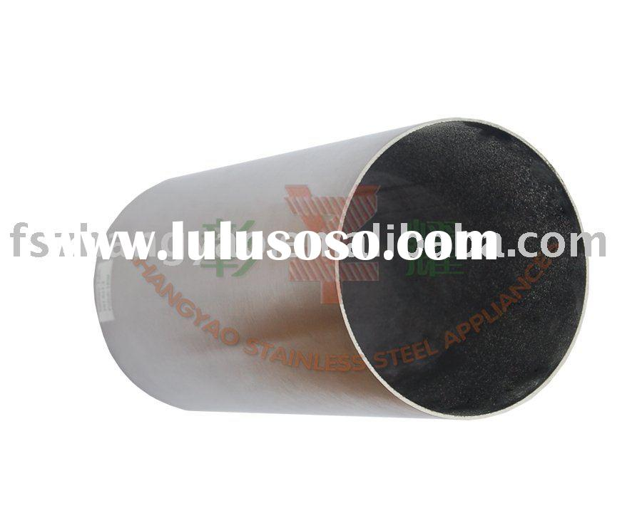 round pipe(stainless steel welded,large diameter)