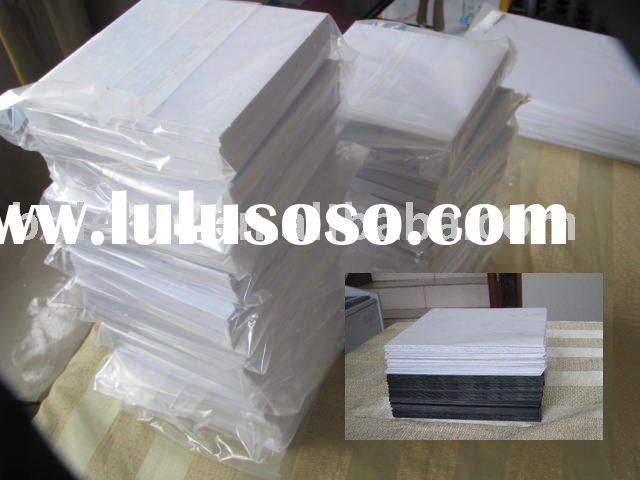 self-adhesive PVC album sheets,album material,insert album sheets,paper photo album