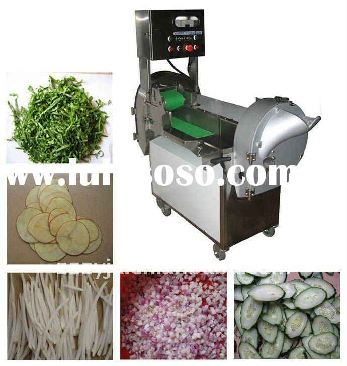 stainless steel Vegetable cutting machine,vegetable&fruit cutting machine,vegetable slicer cutti