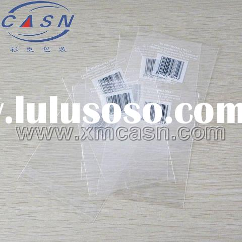 transparent bag,Candy packaging,soft plastic packaging