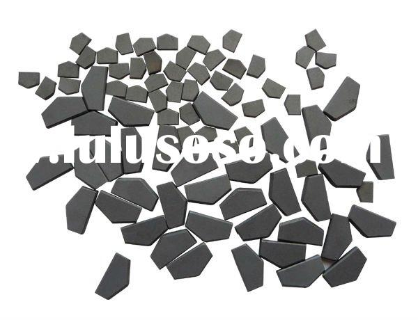 tungsten carbide drill tips for electric hammer drill Cemented carbide