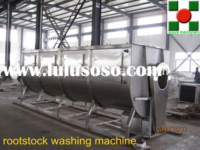 vegetable cleaning machine(equipment)