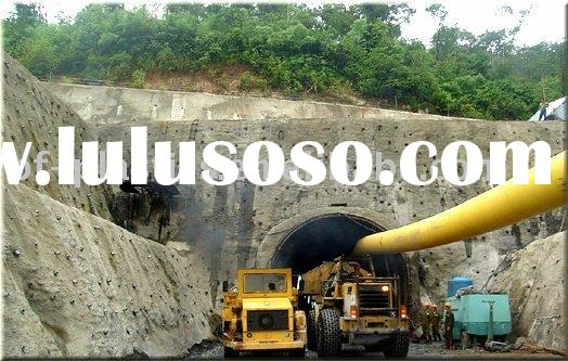 ventilation duct for mining industry