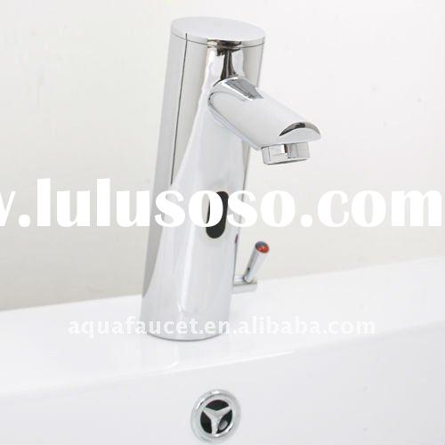 water power(No Batteries) automatic Water power basin sensor faucet
