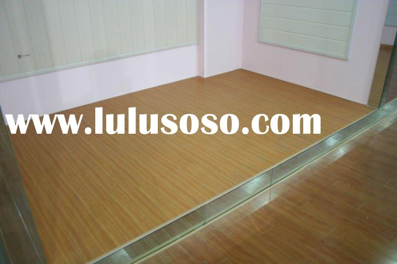 waterproof outdoor flooring with click system,healthy(formaldehyde E1 emission