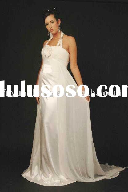 wedding dresses/ wedding dresses for pregnant women/FYH-WD1046