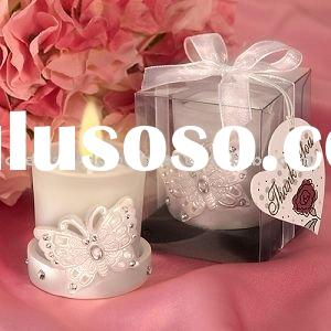 wedding favor--Butterfly Candle Holders