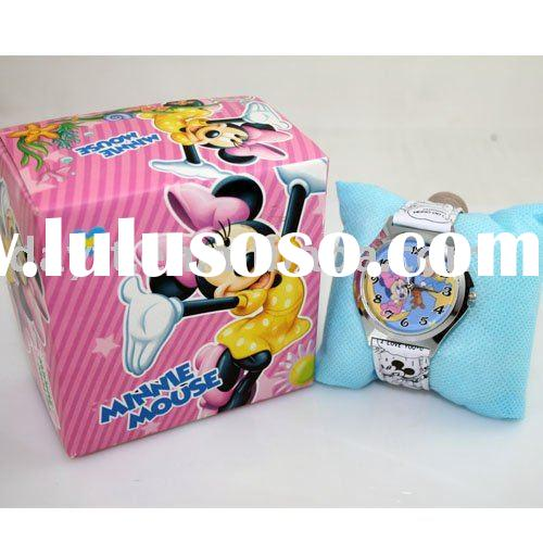 wholesale christmas gift cartoon watch for kid children's watch for gift mix order C0023