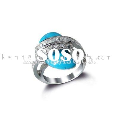 wholesale turquoise rings,sterling silver ring,jewellery manufacturer