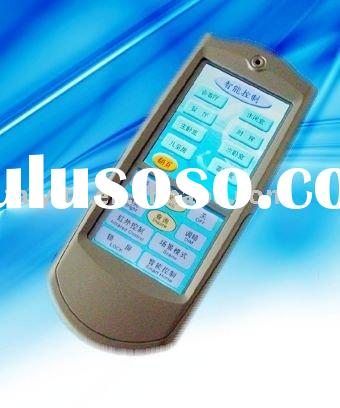 wireless color LCD touch screen remote control
