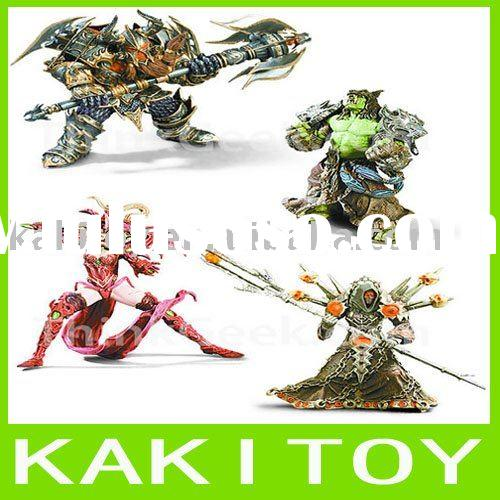 world of warcraft anime action figure