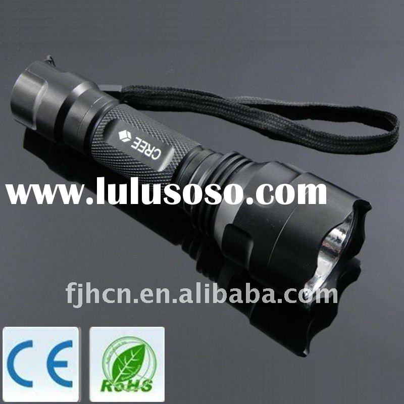 1000 Lumen 10Watt CREE XML T6 LED Flashlight / LED Torch / Bicycle Light / Hunting Light