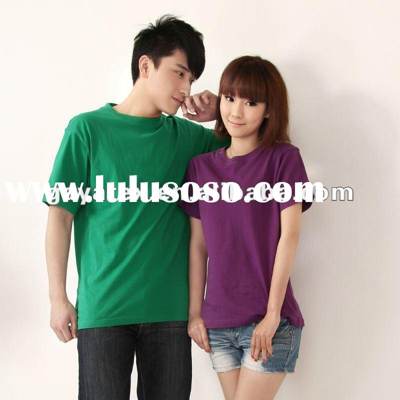 100%cotton 26s T-shirt short sleeve blank PLAIN polo shirt SEW lacoste circular knit